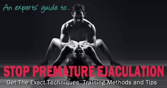 How To Stop Premature Ejaculation Fast (Full Guide)